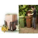 Rekordstor återvinning av hushållens avfall