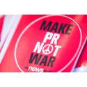 Make PR not war