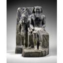 Världsunik kungastaty från Metropolitan Museum tar plats på Medelhavsmuseet