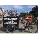 Cykelköket öppnar bibliotek för prispengarna
