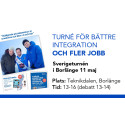 """Välkommen på debatt och bio """"Trevligt folk"""" 11 maj i Teknikdalen i Borlänge"""