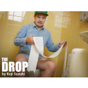 """The Drop""-Grøsser På Toalettpapir"
