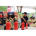Singapore Discovery Centre: The Singapore Story - Yours to Create - Total Defence Day 2014, SCDF Mobile Display