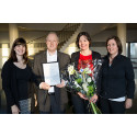 Fältcom receives award for its work on gender equality