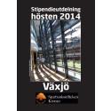 Stipendiekatalog Sparbanksstiftelsen Kronan 2014
