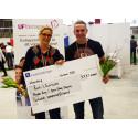 Magnus och Anna vann Årets lärarteam!