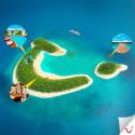 Nyhet! Star Tour bygger eksklusiv paradisøy i Stillehavet