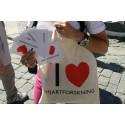 I love hjärtforskning
