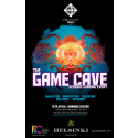 The Game Cave - Serious Gaming Event poster