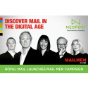 Royal Mail Launches Mail Men Campaign