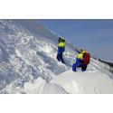 Säker snö - Svenska Skidanläggningar utbildar fler lavininstruktörer i helgen