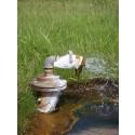 Vattenkemin viktigt för att förutspå jordbävningar