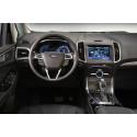 Uusi Ford Galaxy sisätilat