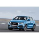 Säljstart för Audi Q3 med effektivare motorer och designlyft