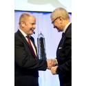 SIQ överlämnar idag Utmärkelsen Svensk Kvalitet 2014 till MTR Stockholm