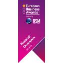 European Business Awards har utsett Key Solutions till en av Europas bästa arbetsplatser 2014/2015!