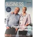 PiiGAB i tidningen Business om generationsskifte