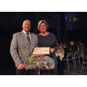 Tyréns delar ut pris på Kirunagalan som firar 10 år