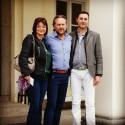 Italiensk olivoljeproducent besökte Villa Aske