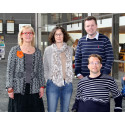 Karin M Ekström, Eva Gustafsson, Daniel Hjelmgren och Nicklas Salomonson
