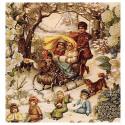 Glimrande julfest på Brasseriet på Kungliga Operan, 17 december