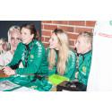 Hammarby Damfotboll om Bajenkvällen 2014