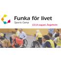 Funka för livet Sports Camp Ängelholm