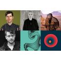 De fem första akterna klara för den elektroniska musikfestivalen Into the Valley