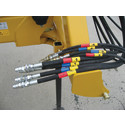 SafetyMark förenklar och eliminerar misstag när hydrauliken kopplas
