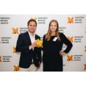 Match.com utnämnt till Sveriges starkaste varumärke inom nätdejting