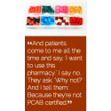 Pharmfax: Is your PCAB certified? Dr. Paul Savage Tells Why it's Important