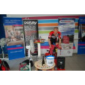 Brian Carlin's 12 hour spinathon raises over £3,000