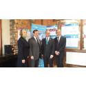 Ed Vaizey visit marks milestone achievement for Superfast Northamptonshire