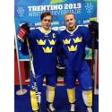 Tio ishockeyspelare från KTH till Vinteruniversiaden i Granada – studentidrottens motsvarighet till ett olympiskt spel