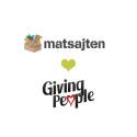 Matsajten.se inleder samarbete med Giving People