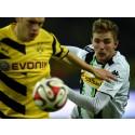 Borussen-derby i Mönchengladbach