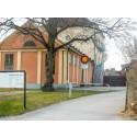 Trafiksäkerhetskampanj på Östregårdsskolan
