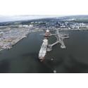 Inter Terminals tar över lagringsverksamhet i Göteborgs Hamn