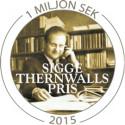 Pressinbjudan: Sigge Thernwalls Stora Byggpris 2015