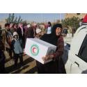 Röda Korset vädjar till de stridande i Irak att civila och frihetsberövade behandlas humant