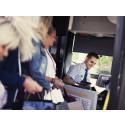 Fortsatt ökad nöjdhet med kollektivtrafiken
