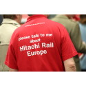 Hitachi Rail Europe works with local partners to hold successful recruitment fairs attended by almost 2,000 visitors