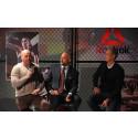 Reebok och MMA-jätten UFC® ingår långsiktigt partnerskap