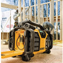 DEWALT® announces DCR002 Bluetooth® Adapter for Stereos and Radios. Wireless audio streaming on the jobsite.