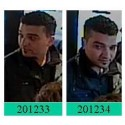 Images of man police wish to speak with