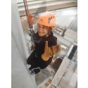 Fear of heights was no bar to Isle of Wight fundraiser who abseiled the Spinnaker Tower