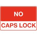 Caps Lock i overskrifter irriterer modtagerne