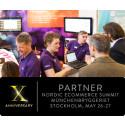 Unifaun på Nordic eCommerce Summit i Stockholm 26-27 maj