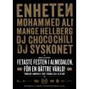 Fetaste festen i Almedalen, för en bättre värld