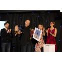 Vinnare av Utstickarpriset korades igår på en helhjärtad tillställning